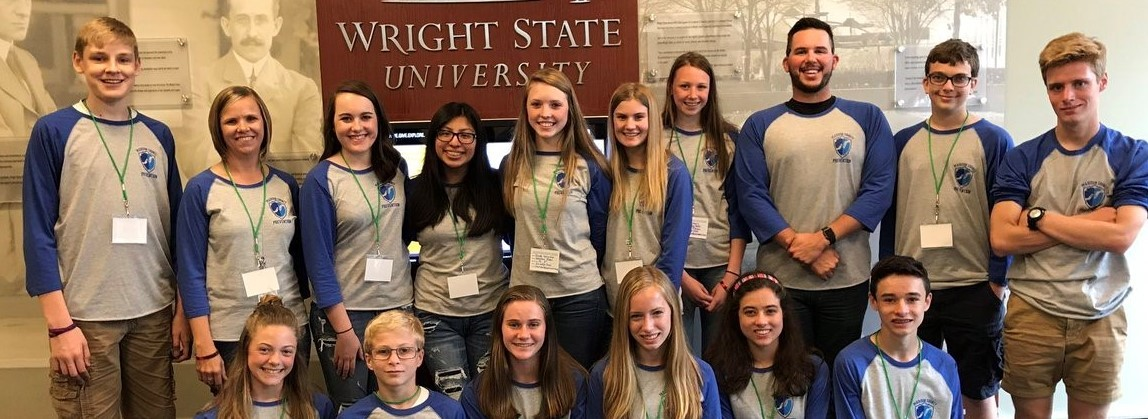 Junior High Leadership Event at Wright State