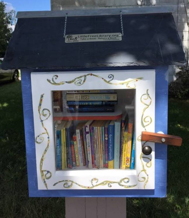 Little Free Library in the community